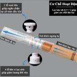cơ chế hoạt động đầu lọc thuốc lá van khí DS-100