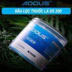 Bao bì đẹp - sang trọng của tẩu lọc khí nén DS - 200