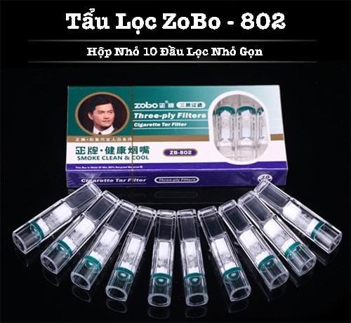 Tẩu Lọc thuốc Lá Zb-802