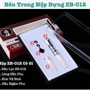 Đầu lọc thuốc lá ZB 012