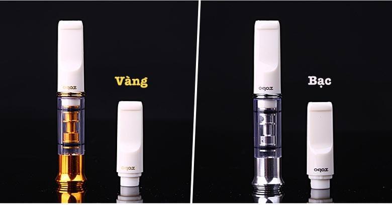 Phân loại đầu lọc thuốc lá ZB 012