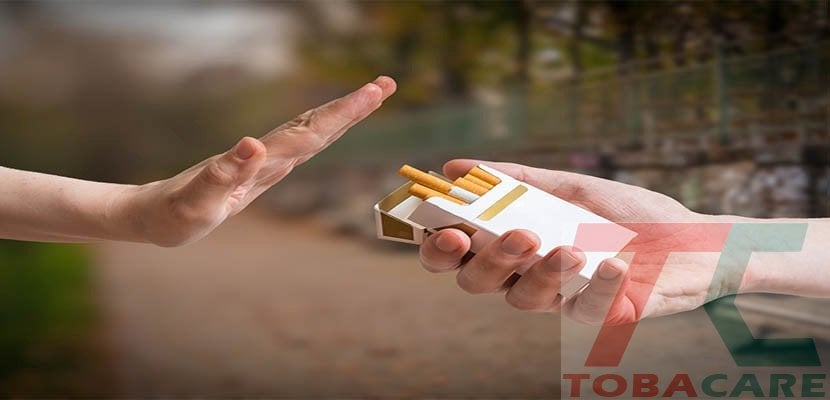 Ưu điểm khi cai thuốc lá đột ngột
