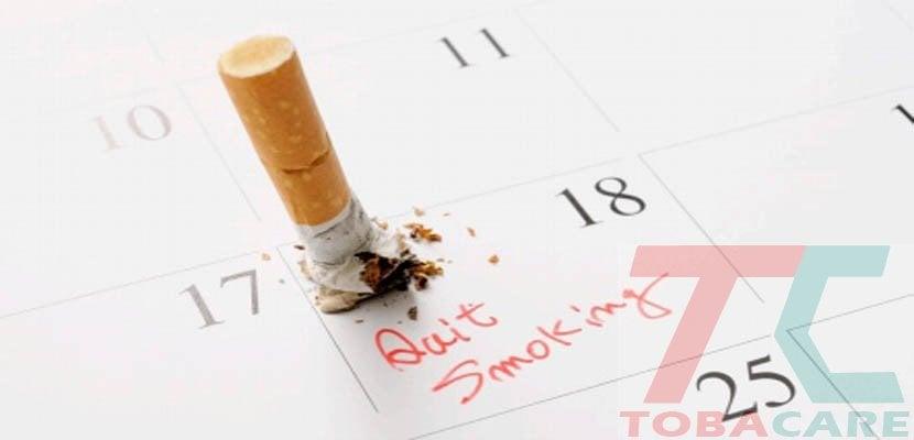 Ngưng thuốc lá ngay hay cai thuốc từ từ