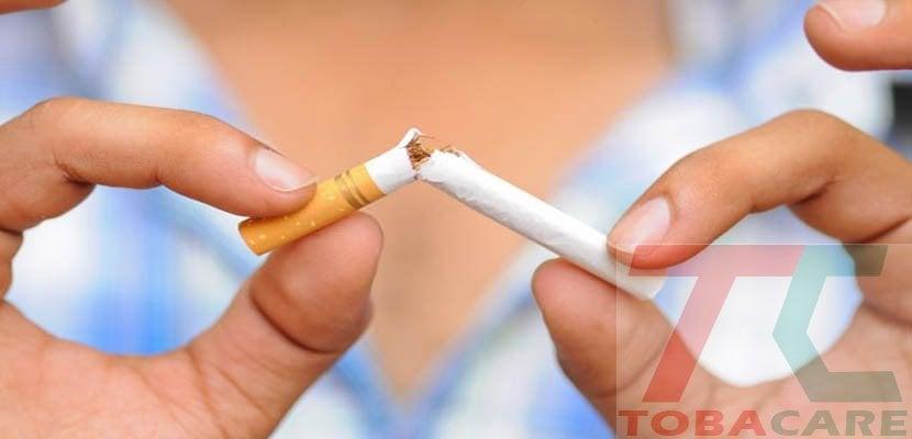 Ngừng thuốc lá đột ngột là gì