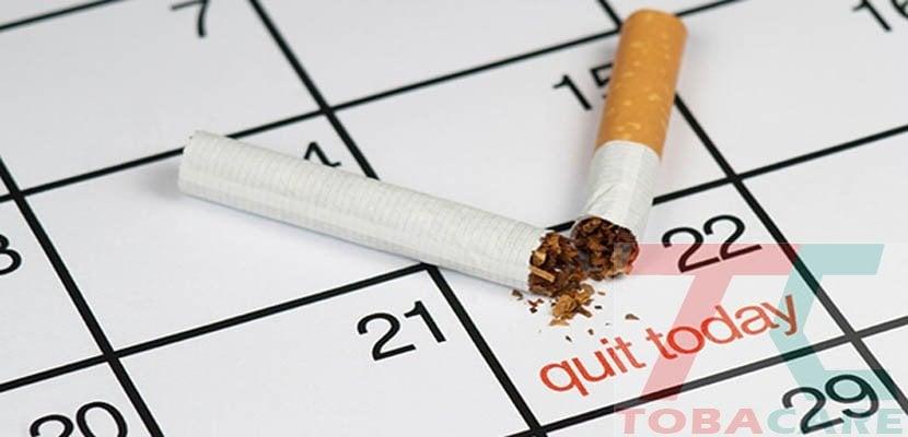 Bỏ thuốc lá ngây hôm nay