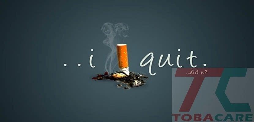 Bỏ thuốc lá ngay hôm nay