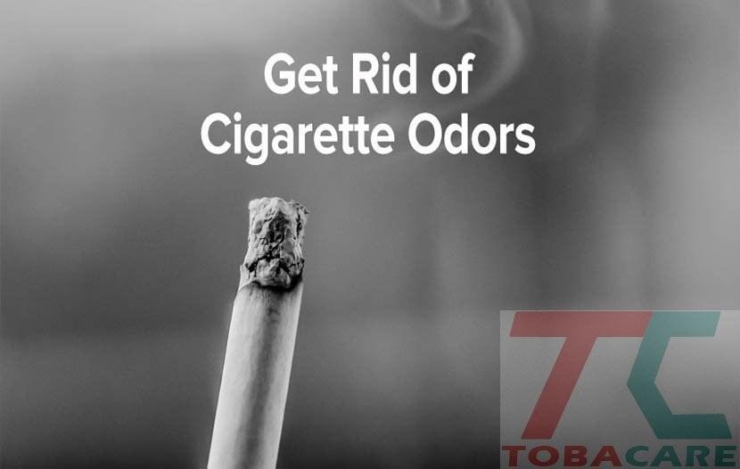 Cách khử mùi thuốc lá trong phòng