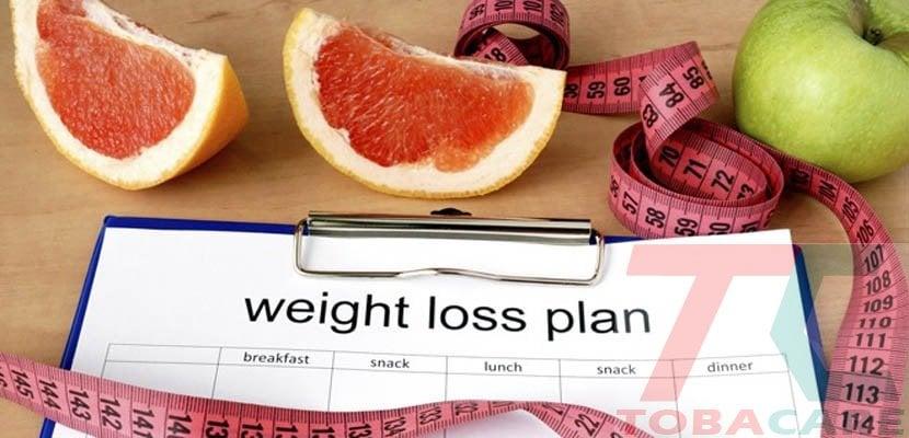Chế độ ăn uống hợp lý giảm tăng cân