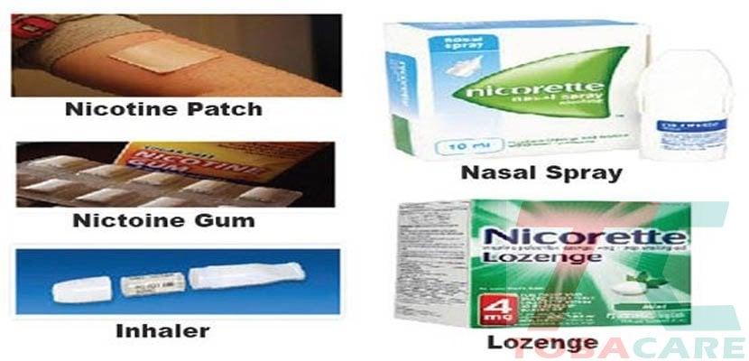Tổng hợp các liệu pháp thay thế nicotine