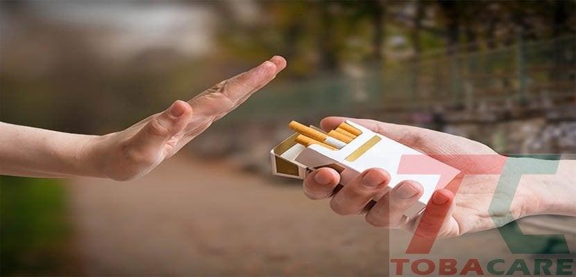 Đối tượng không nên tiếp xúc với thuốc lá