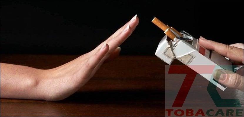 Giảm số lượng thuốc hút xuống