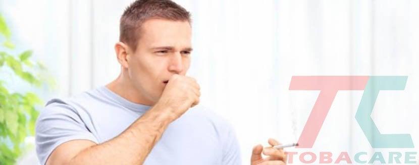 Thời gian đầu bỏ thuốc lá bạn sẽ bị ho kéo dài