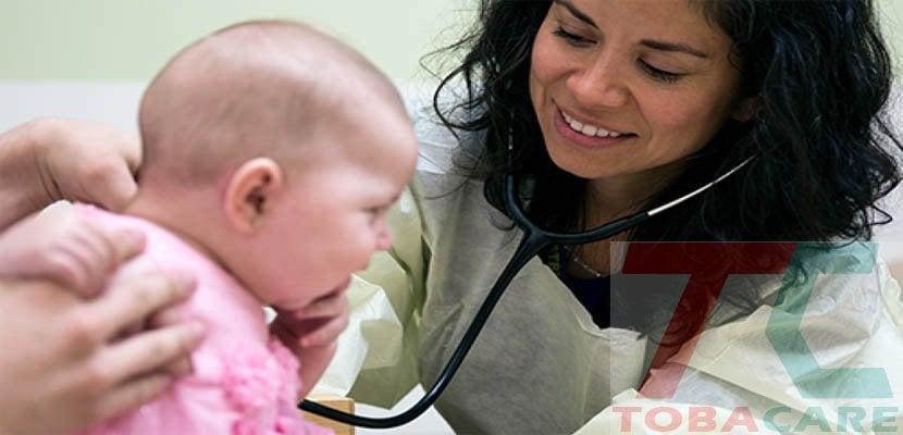 Các bệnh về hô hấp ở trẻ em