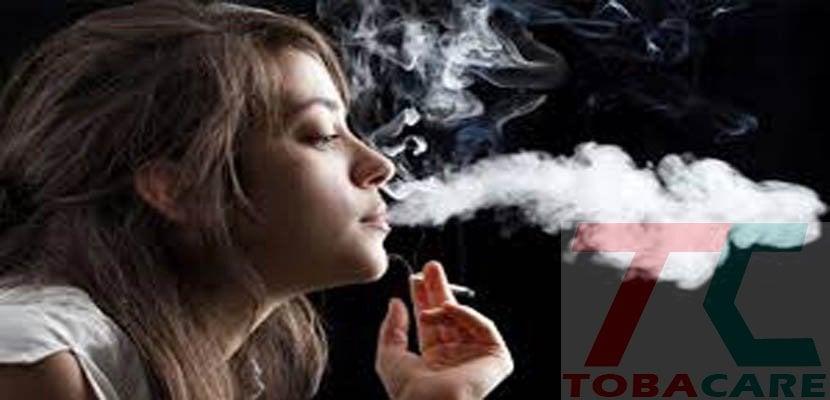 Hút thuốc để giải toả căng thẳng