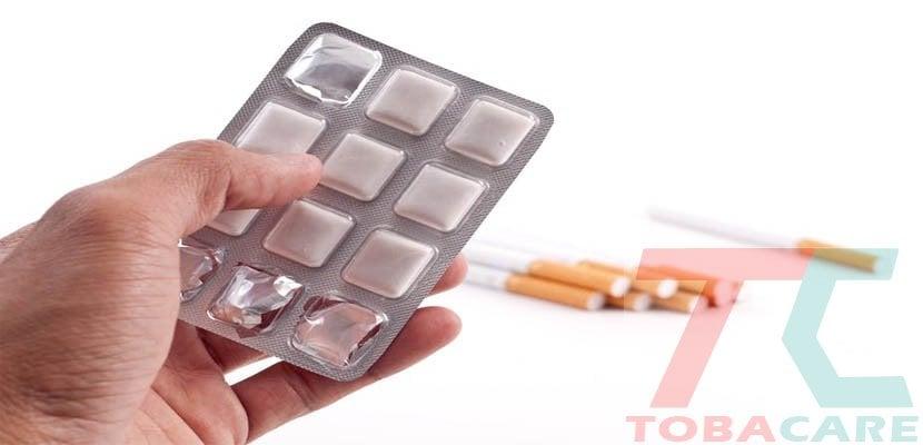 Kẹo cai thuốc lá thay thế nicotine