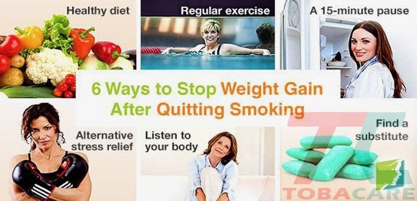 Kiểm soát cân năng của bạn qua các tips sau