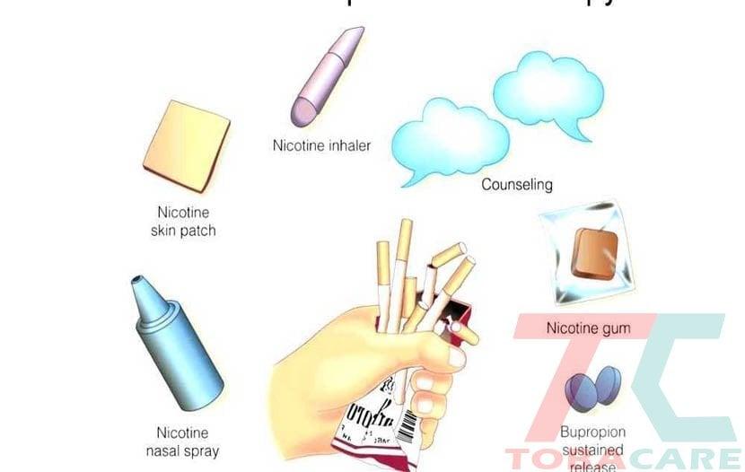 Liệu pháp thay thế nicotine là gì?