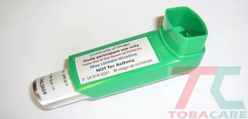 Ống hít cai thuốc lá