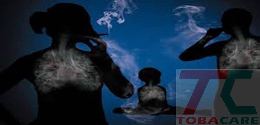 Tác hại của việc hút thuốc lá thụ động