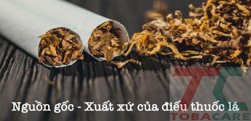 Thông tin về thuốc lá
