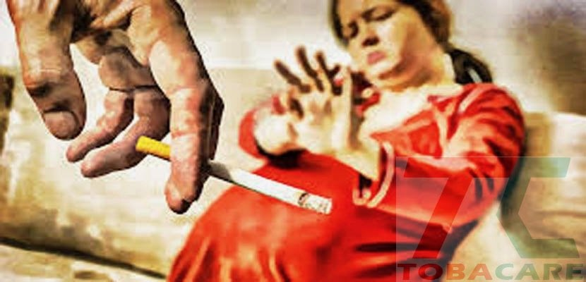hút thuốc lá thụ động nguy hiểm đến phụ nữ