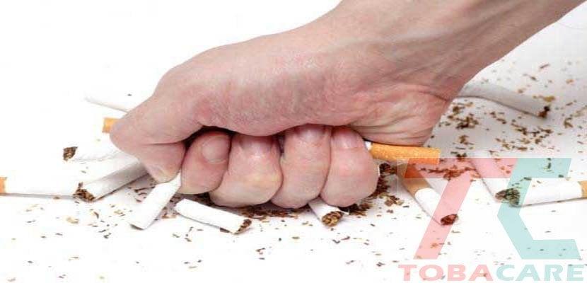 Bỏ thuốc lá và triệu chứng