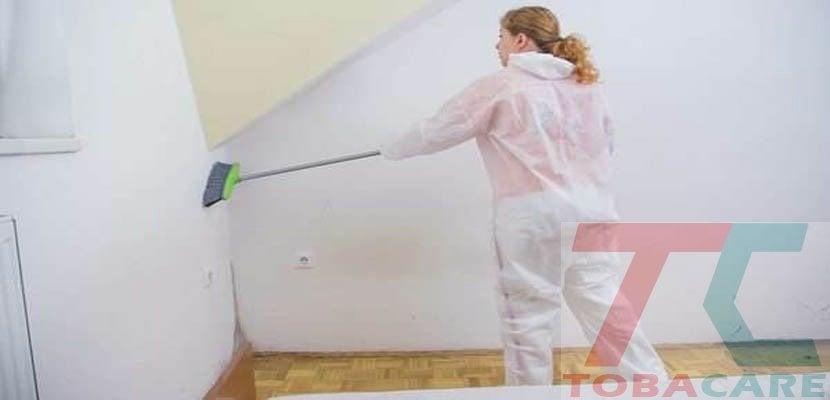 Vệ sinh các vật dụng trong nhà để loại bỏ mùi hôi thuốc lá
