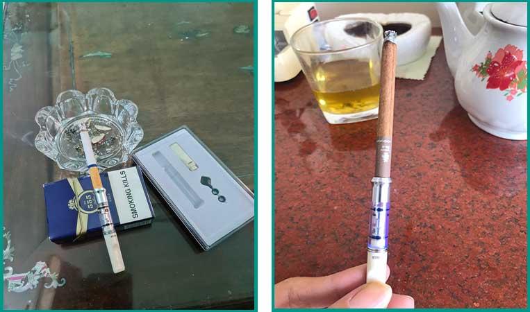 Đầu lọc zobo 012 sử dụng thuốc to phổ thông