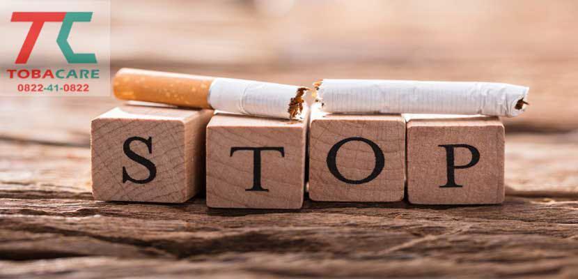 Bỏ thuốc lá giúp bạn giảm tỉ lệ bị ung thư.