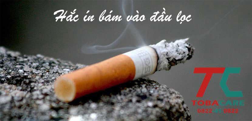 Hắc ín trong thuốc lá là gì?