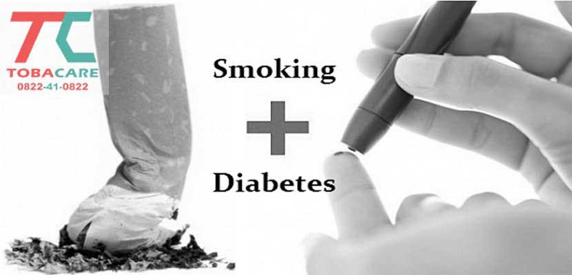hút thuốc lá ảnh hưởng đến bệnh tiểu đường
