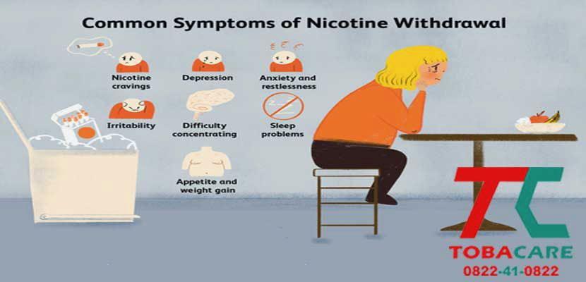 Tác dụng phụ của nicotine trong cơ thể