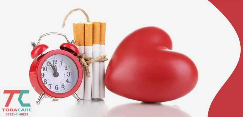 Tim mạch chịu những ảnh hưởng khi bạn hút thuốc lá