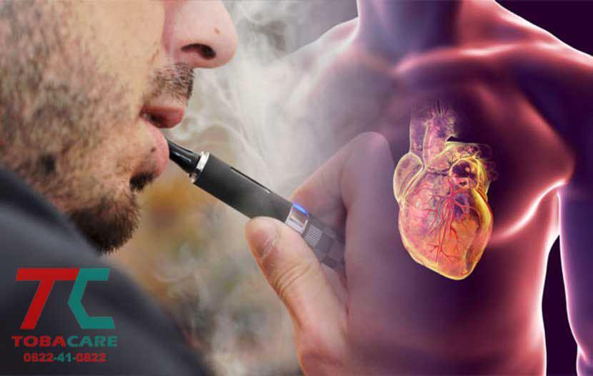 Hút thuốc lá điện tử sẽ bị ảnh hưởng xấu cho tim mạch như thuốc lá truyền thống