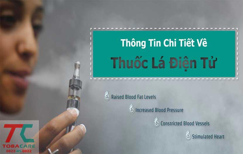 Thông tin về thuốc lá điện tử