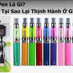 Thông tin chi tiết về vape pen