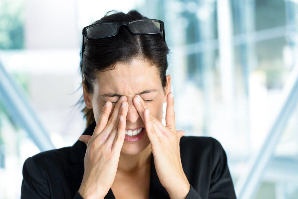 Triệu chứng ung thư mắt
