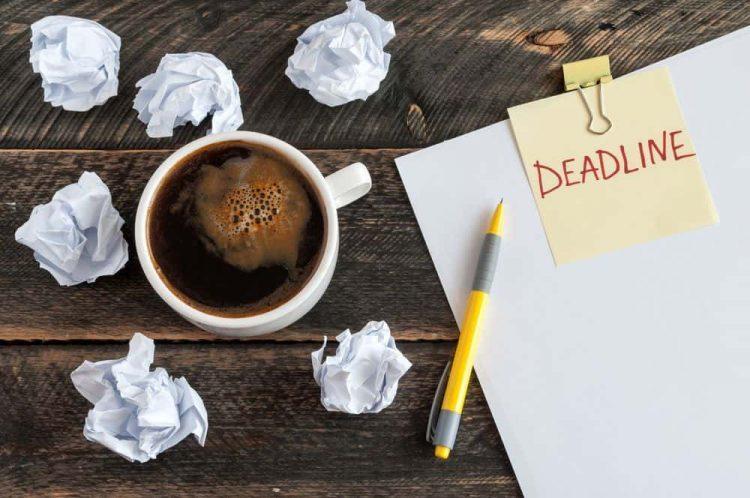 Ăn không ngon khi có quá nhiều deadline