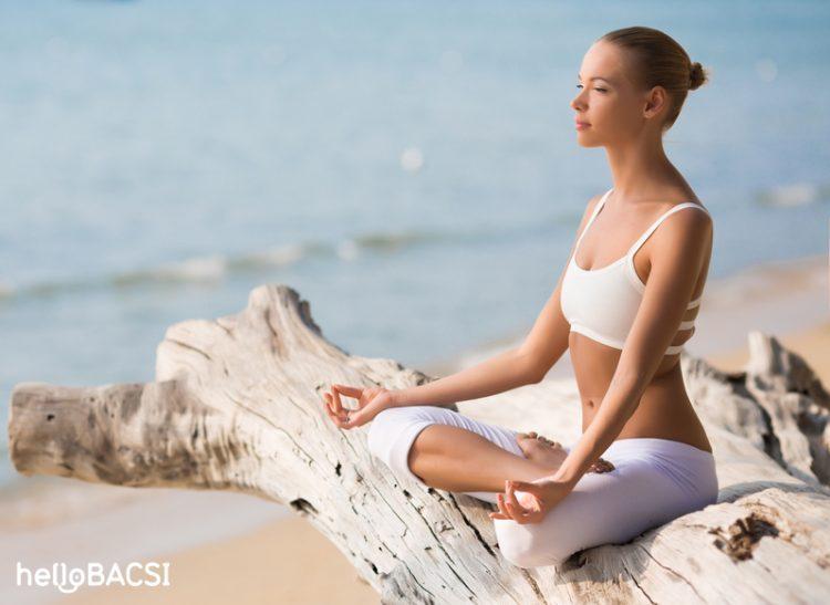 bài tập yoga tốt cho tim mạch