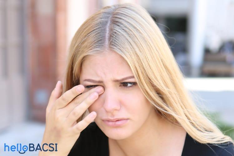 Dấu hiệu ung thư mắt