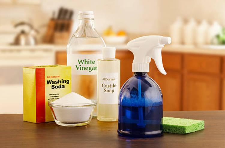 dọn dẹp nhà cửa thân thiện với môi trường