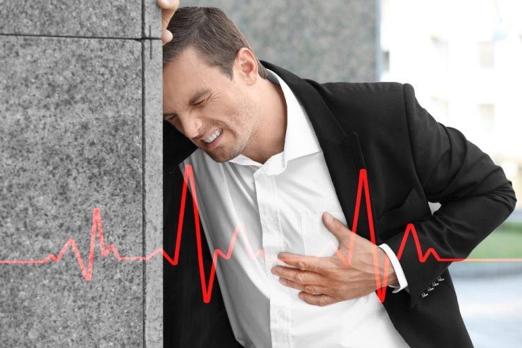 bệnh tim gây khó thở tim đập nhanh