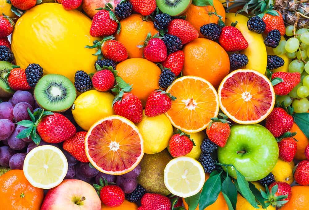 bị cảm lạnh nên ăn gì? Trái cây tươi