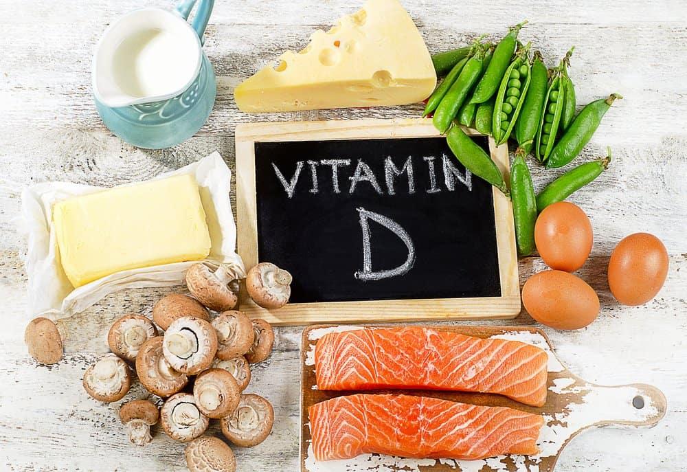 bị cảm lạnh nên ăn gì? Thực phẩm giàu vitamin D
