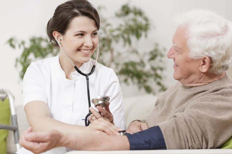 cách xử lý khi bị huyết áp thấp