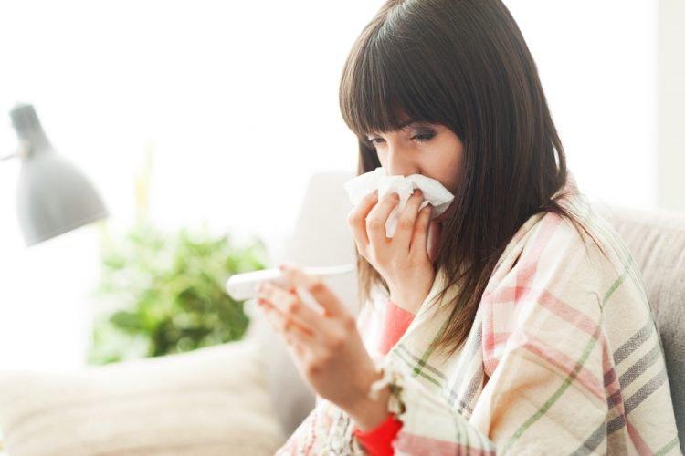 6 biểu hiện cảm cúm bạn không thể bỏ qua