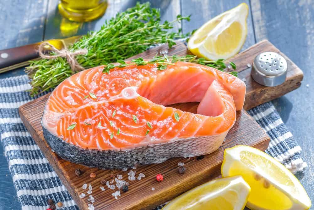 cá béo là thực phẩm giúp kiểm soát tiểu đường