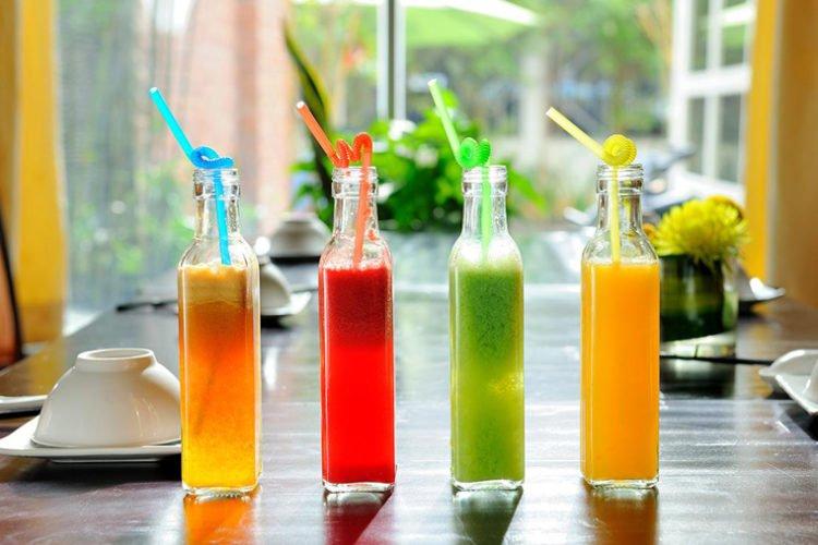 cách để hạ đường huyết là uống nước trái cây