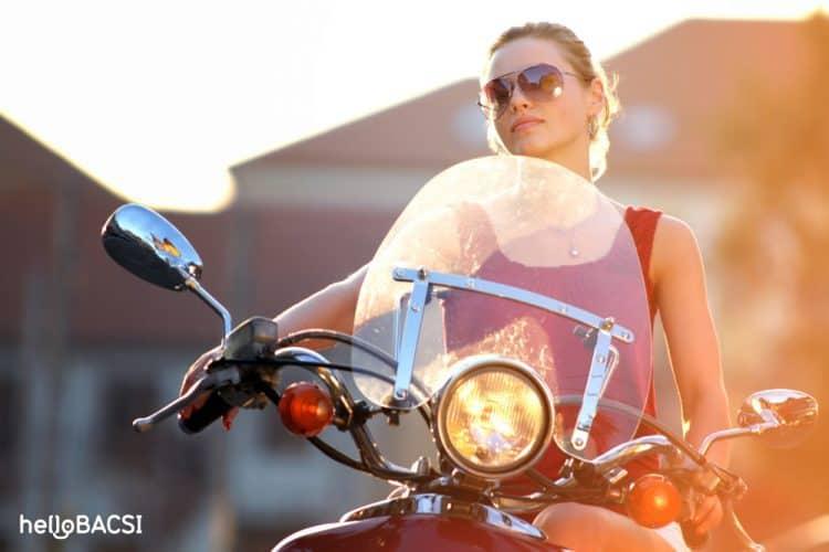 Cách trị bỏng bô xe máy nhanh lành, không để lại sẹo