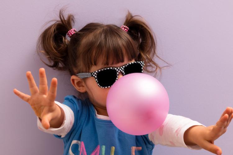 Nhai kẹo cao su là cách giữ bình tĩnh